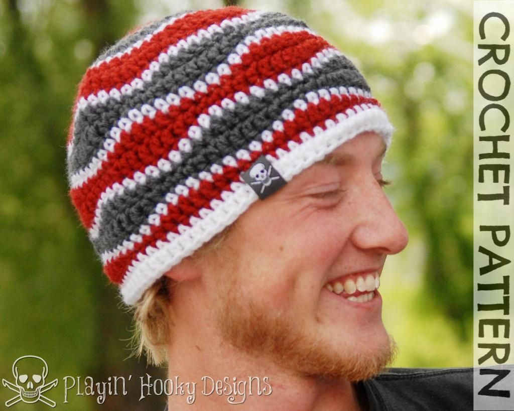 Brain Waves Beanie pattern on Craftsy.com I made this pattern and I ...