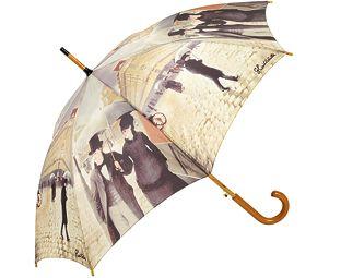 Impressionist Fine Art Umbrella