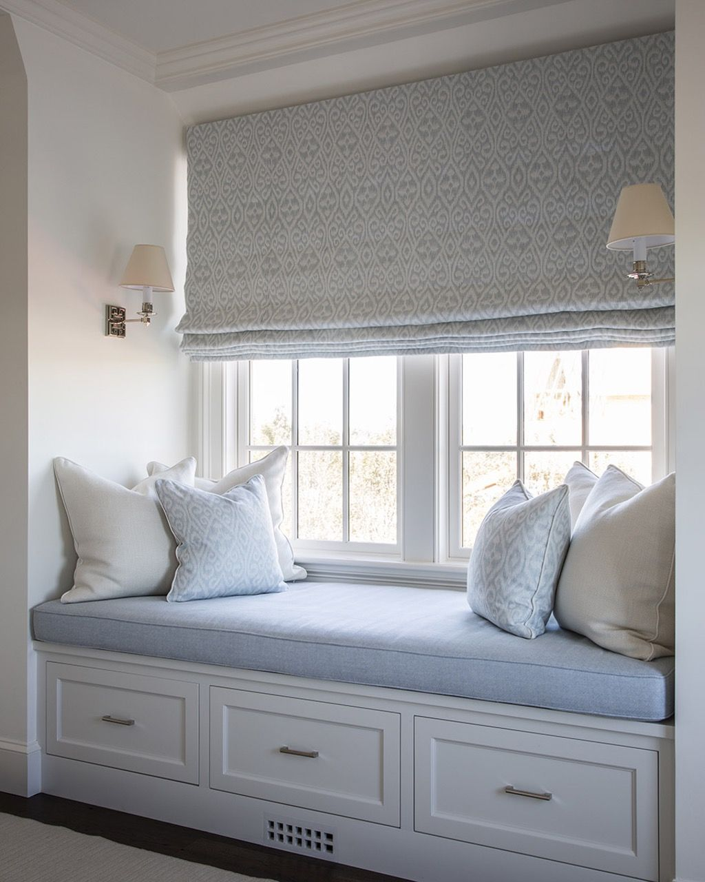 Bay Window Seat For A Lovely Addition: The 10 Most Popular Designs On Pinterest
