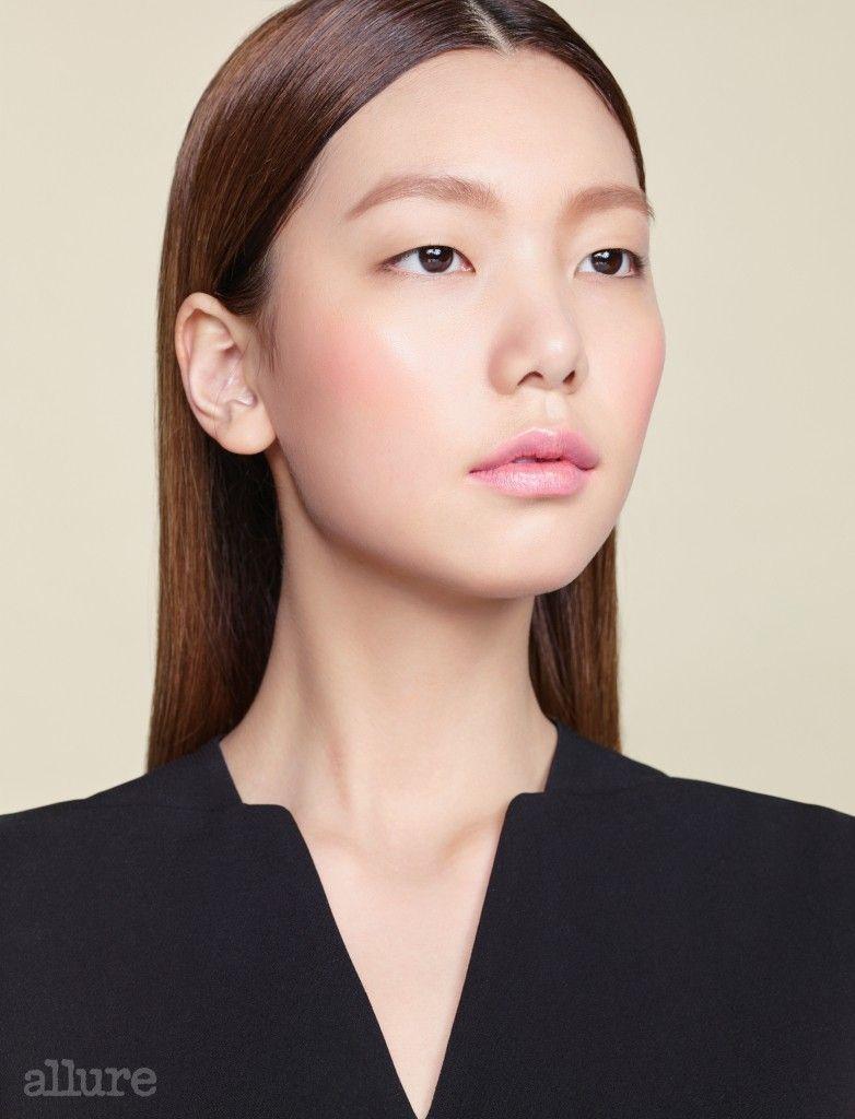 Korean Makeup / Asian Makeup / Monolid Makeup / Allure Korea