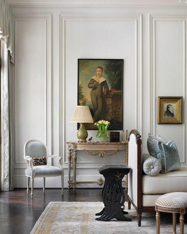 Decoration Style Anglais En 25 Idees Et Conseils Pour Une Ambiance Chic Decoration Mur Interieur Decoration Mur Interieur Salon Decoration Salon