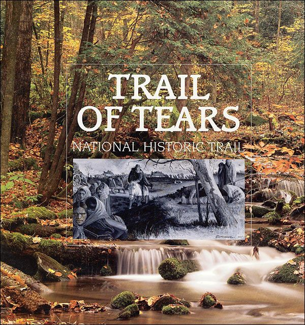 trail of tears indian tribes | Trail of Tears National Historic Trail by Elliott West