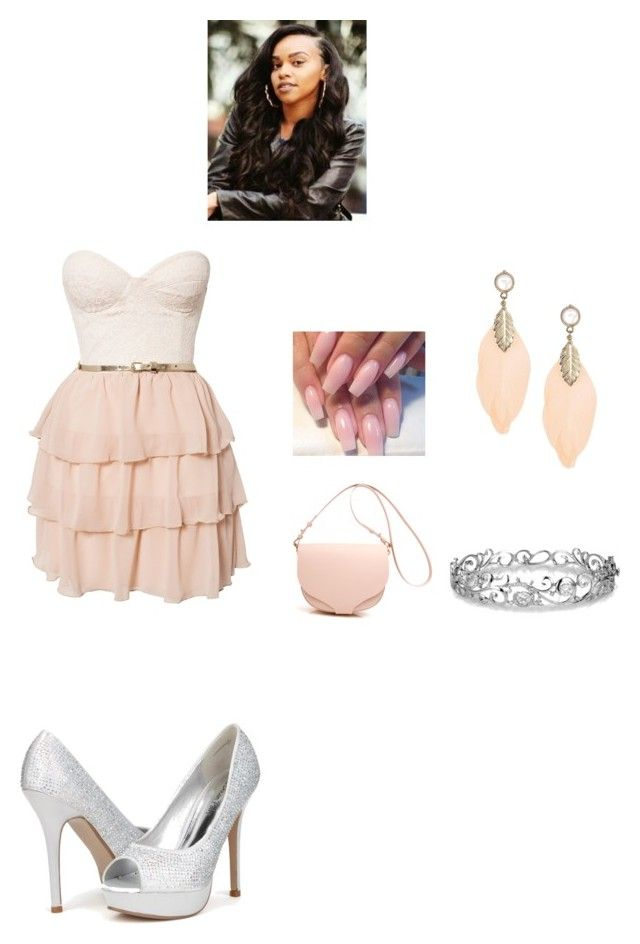 """#jessie"" by jessiemccloud100 ❤ liked on Polyvore featuring Elise Ryan and Effy Jewelry"