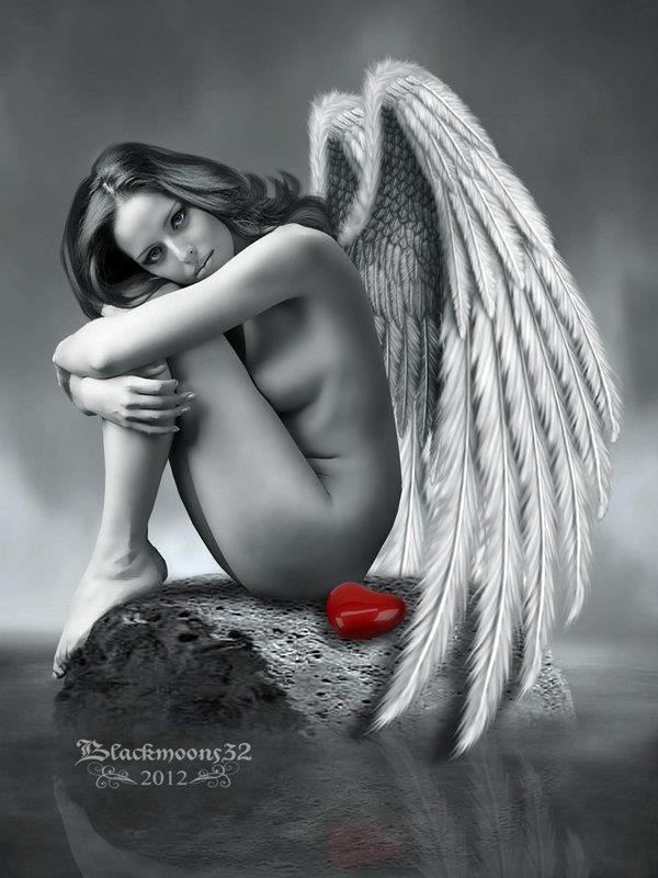 Angel heart nudes 13