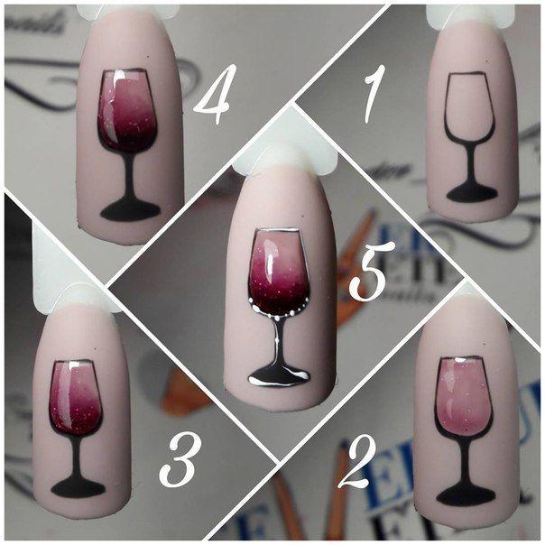 Pin de Milagro Murillo en Diseños de uñas | Pinterest | Diseños de ...