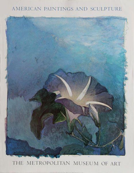 Artist: John La Farge, American (1835 - 1910)  Title: Metropolitan Museum of Art - Nocturne  Year of Original: Circa 1885