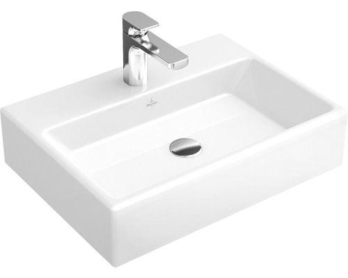 Villeroy \ Boch Waschtisch Memento 60 cm 51336001 weiß - badezimmer 60 cm