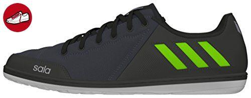 adidas Herren X 15.1 Fg/AG Fußballschuhe, Pink (Shock Pink/Solar Green/Core Black), 46 2/3 EU