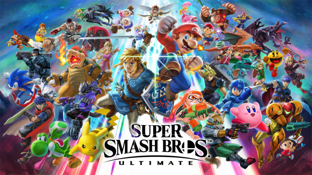 Super Smash Bros Ultimate Resena Y Precio Smash Bros Super Smash Bros Nintendo