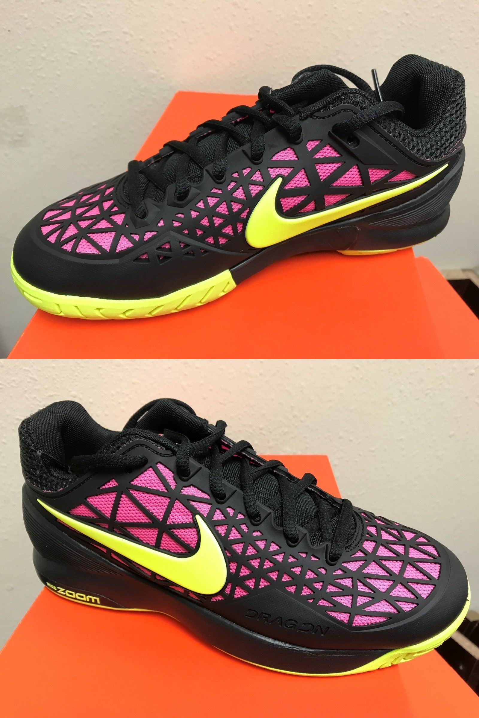 quality design 61425 64759 Shoes 62230  Nike Women S Zoom Cage 2 Tennis Shoe Style  705260 076 -
