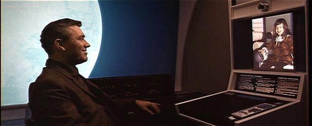 2001 - A Space Odyssey (1968)