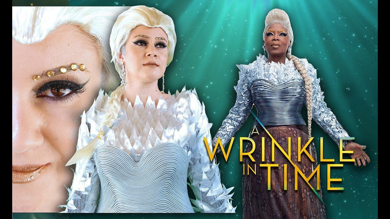 Diy A Wrinkle In Time Costume Mrs Which Lucykiins A