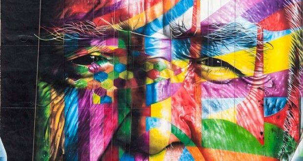 A Contemporaneidade, Um pouco sobre a Arte Urbana por Rosângela Vig | Site Obras de Arte