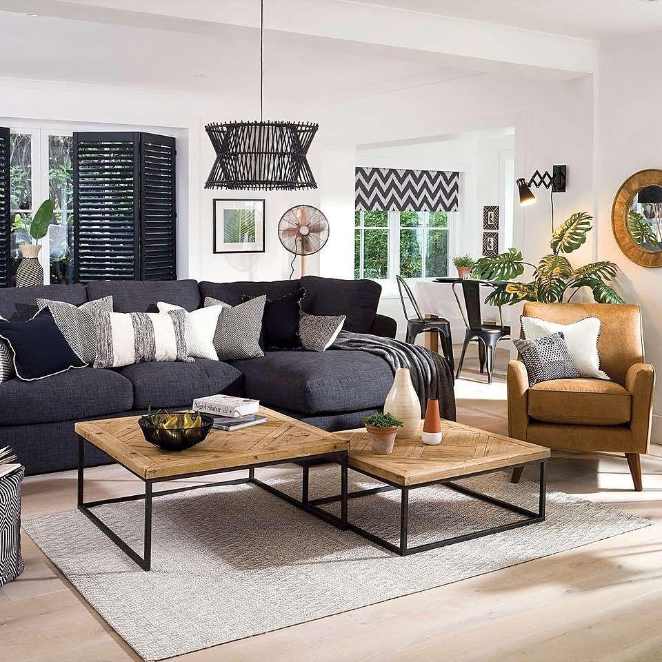 Ikat Blackout Roller Blind Living Room Design Modern Furniture Living Room Furniture Collections Living room ideas dunelm