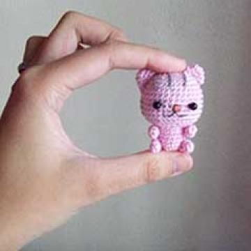 Little Kitten amigurumi pattern | Crochet and knit | Pinterest ...