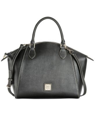 Sydney Saffiano Leather Satchel | handbags | Leather ...