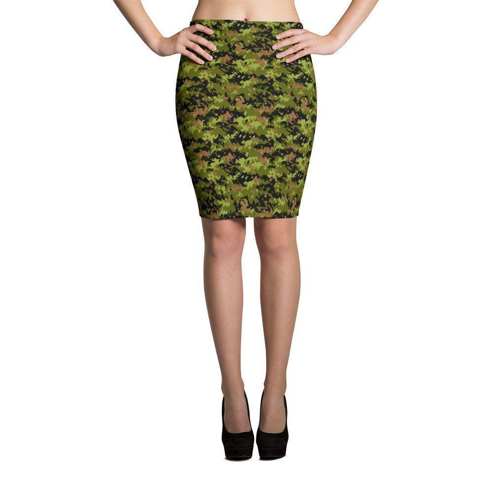 Canadian CADPAT CAMO Skirts