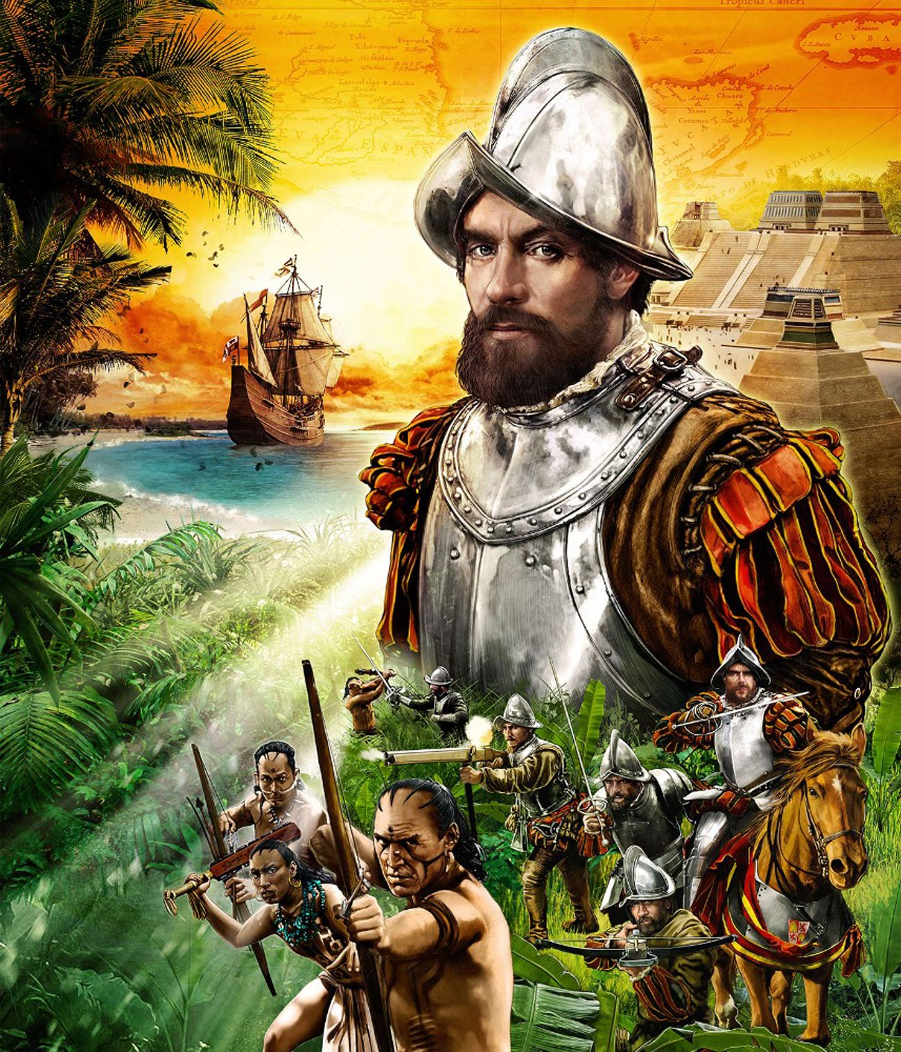 the spanish conquest Hernan was a spanish conquistador, born in 1485 he attended university at salamanca but gained a reputation of mucking around and not working very hard at age 19, cortes moved to a caribbean island of hispaniola hernan joined the conquest of cuba 6 years later he believed that the aztecs had.