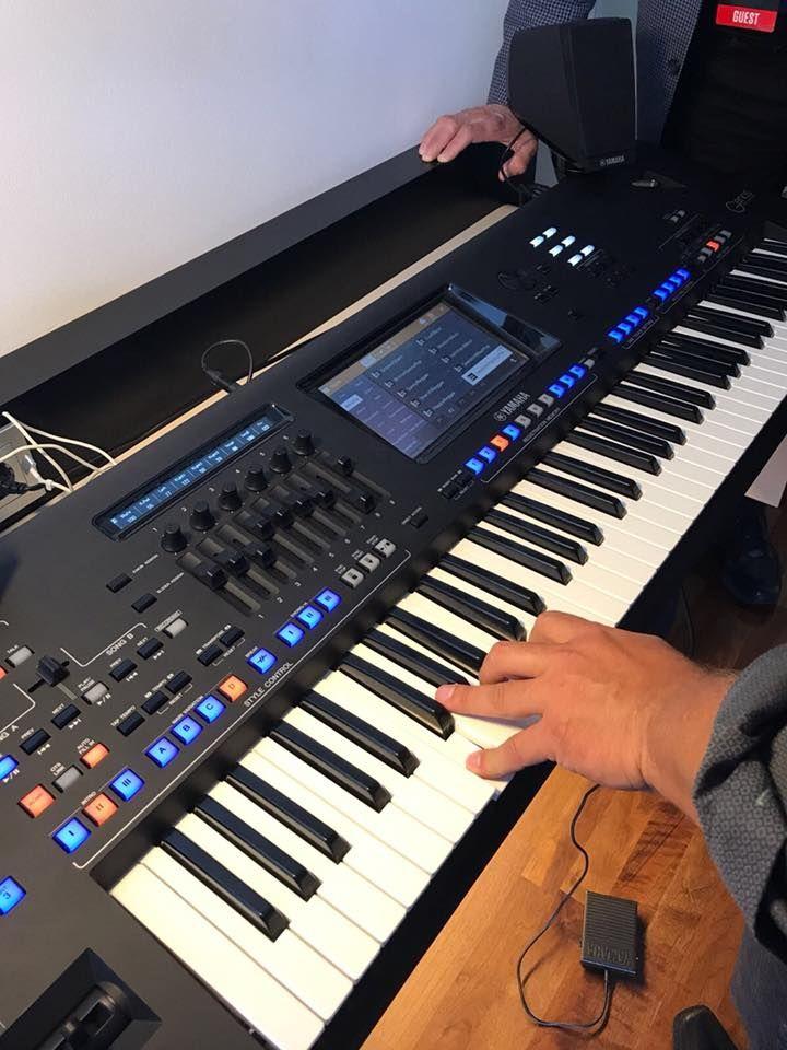 Yamaha Genos | Yamaha Genos in 2019 | Music keyboard