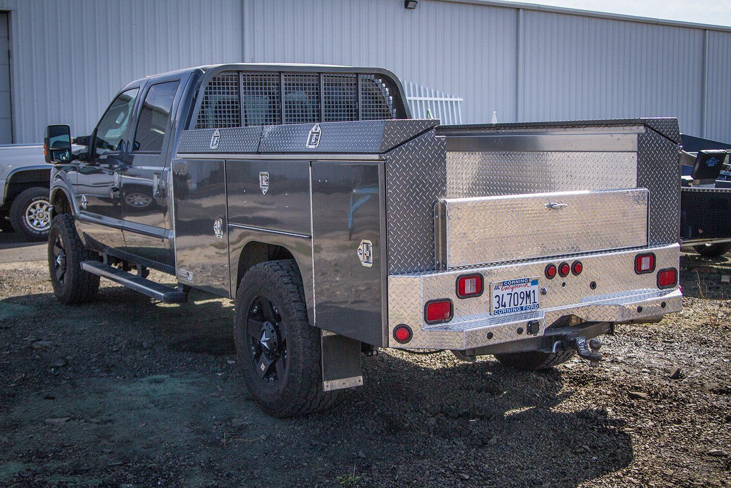 Standard Service Bodies Gallery 37 Custom truck beds