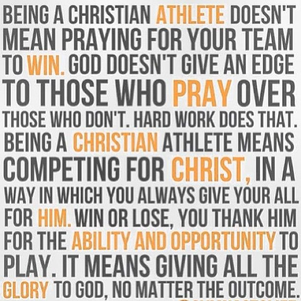 Christian Athlete Volleyball Quotes Athlete Quotes Christian Athletes