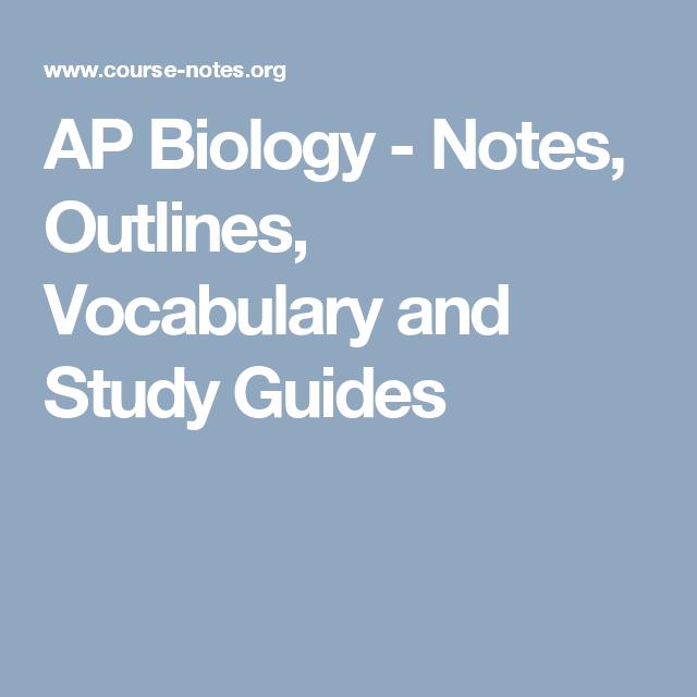 AP Biology Unit 5 Flashcards | Quizlet