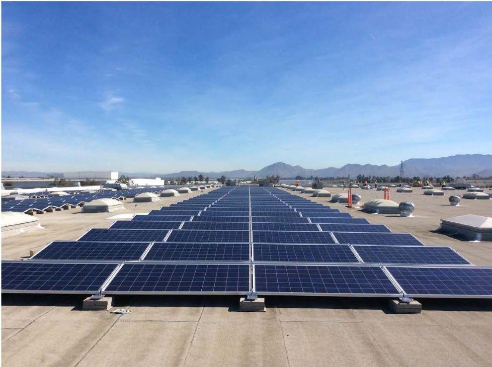 Rbi Solar Roof Mount Solar System Solar Renewableenergy Cleanenergy Sustainability Greenbusiness Solarsystem Solar Solar Roof Roof Solar Panel