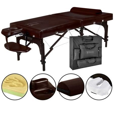 "Master® Massage Equipment 31"" SUPREME™ LX Portable Massage"