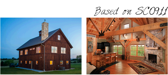 Best house ever this is the one  want pre designed homes image example ponderosa country barn  also rh za pinterest