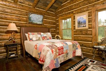 Lost Creek traditional bedroom