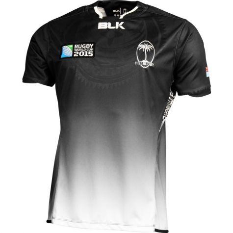 359e053c50e Fiji BLK 2015 RWC Away Rugby Shirt - Available at uksoccershop.com ...