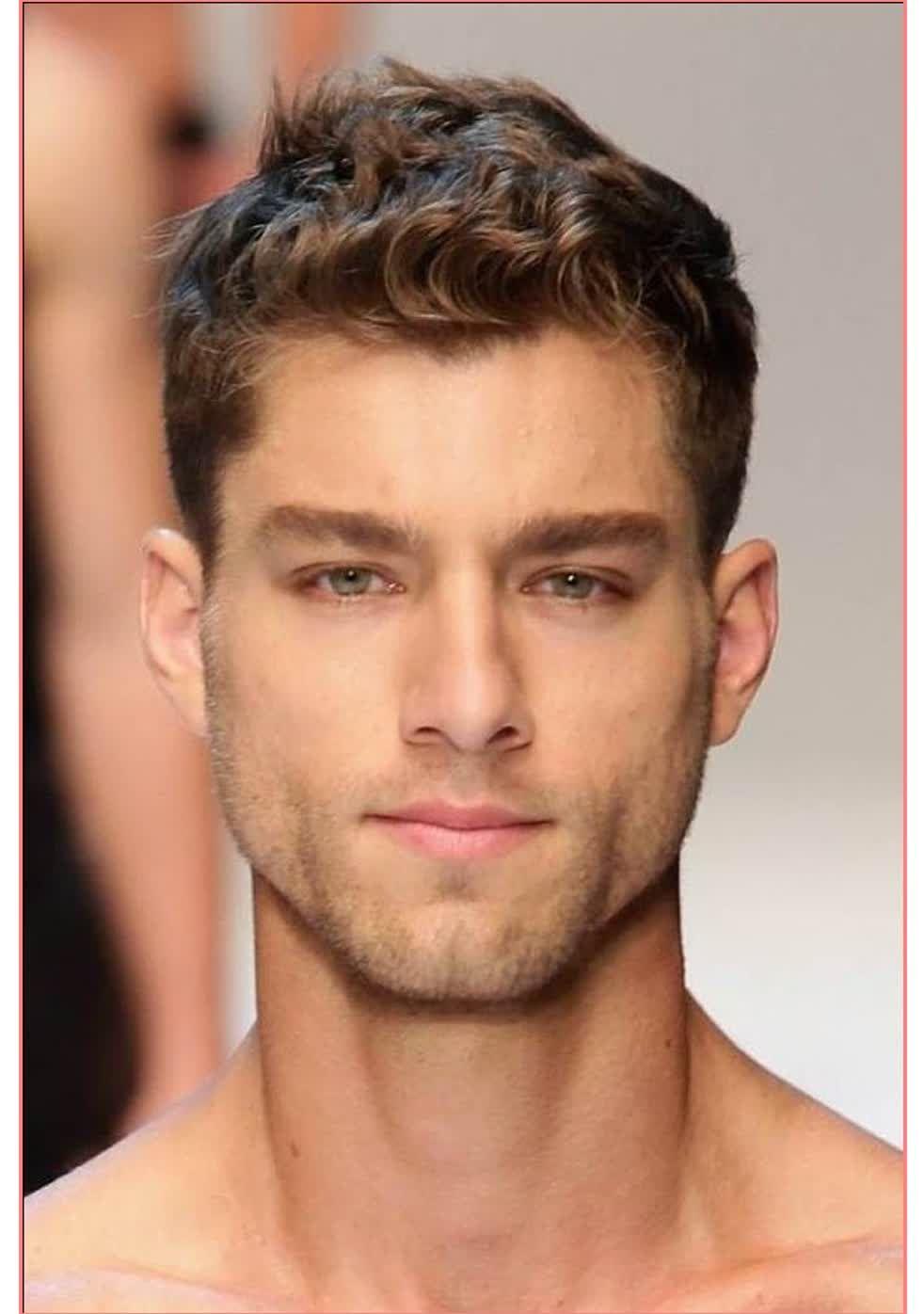 Acconciature Capelli Media Lunghezza Uomo Handsome Males