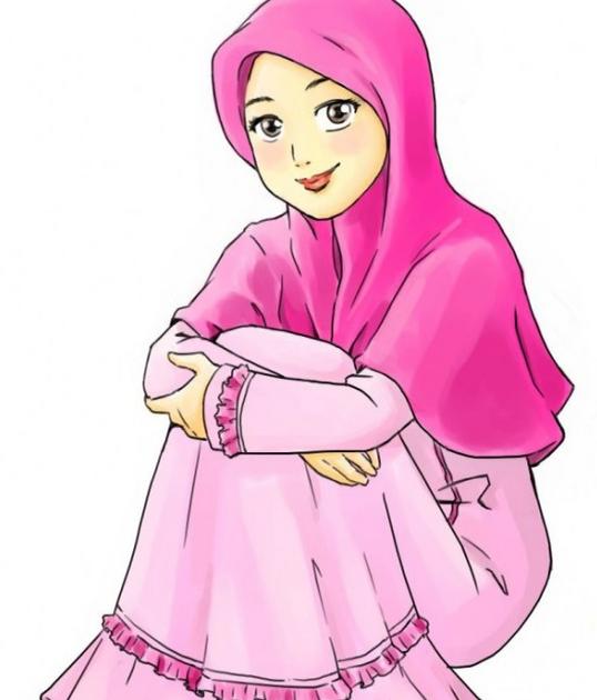 Wow 25 Gambar Kartun Perempuan Berhijab Dan Kata Kata Wallpaper Kartun Muslimah Berjilbab 64 Pictures 30 Kata Kata Motivasi Meng Gambar Kartun Kartun Gambar