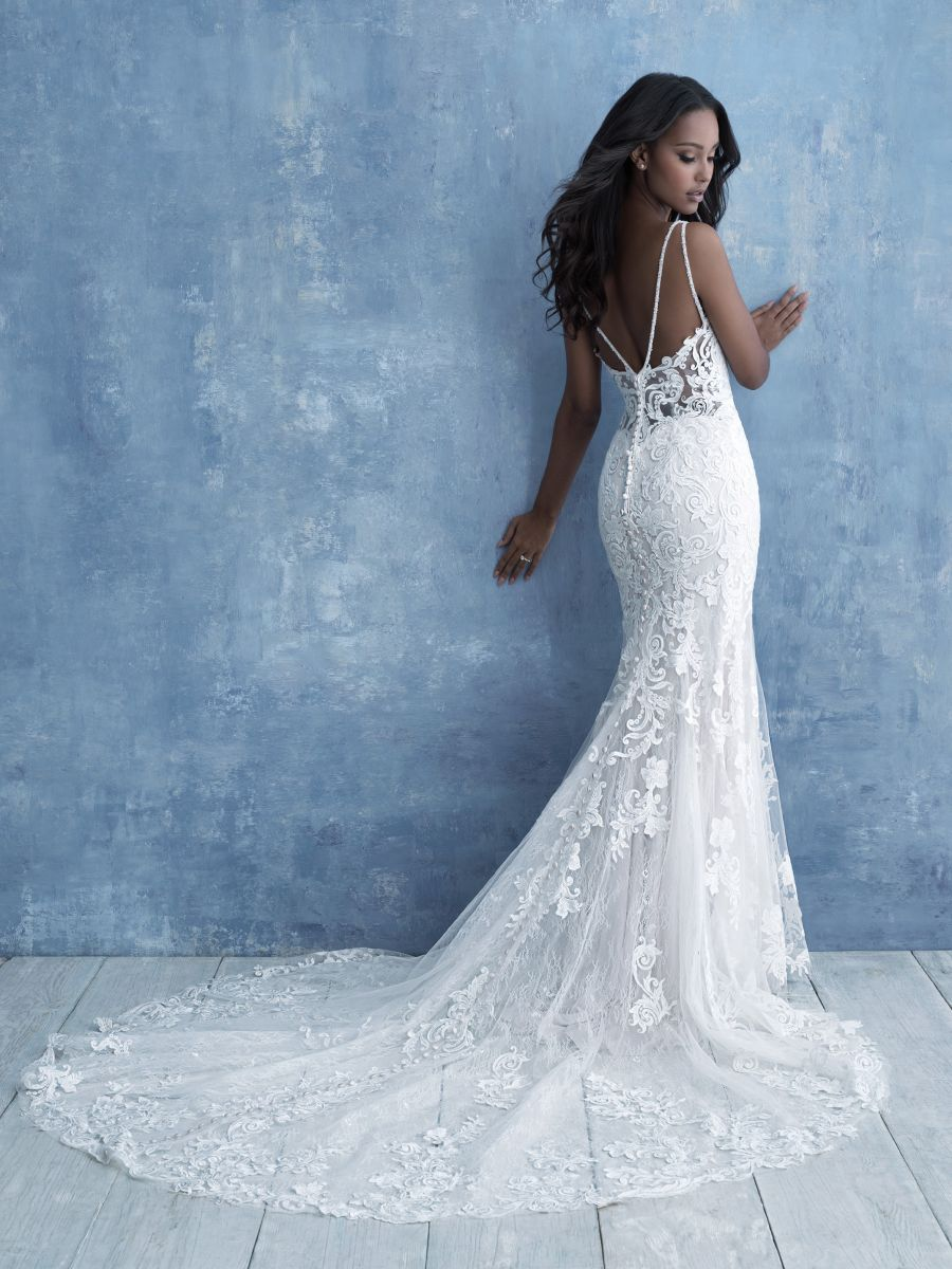 Style 9711 Allure Bridals Allure Wedding Dresses Allure Bridal Allure Bridal Wedding Dress