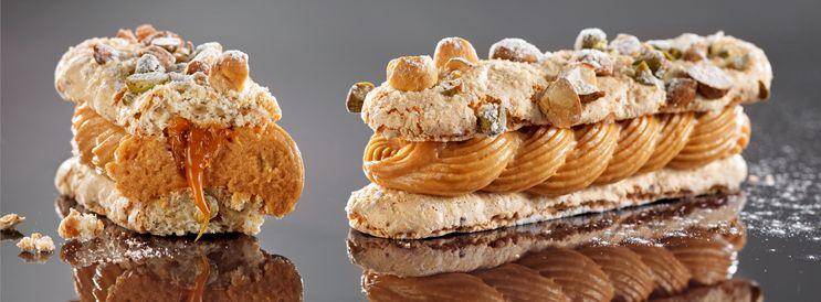 Fournisseur, Distributeur, Professionnel, Noisette, Boulangerie, Repas,  Recette, Cuisine, Moderne