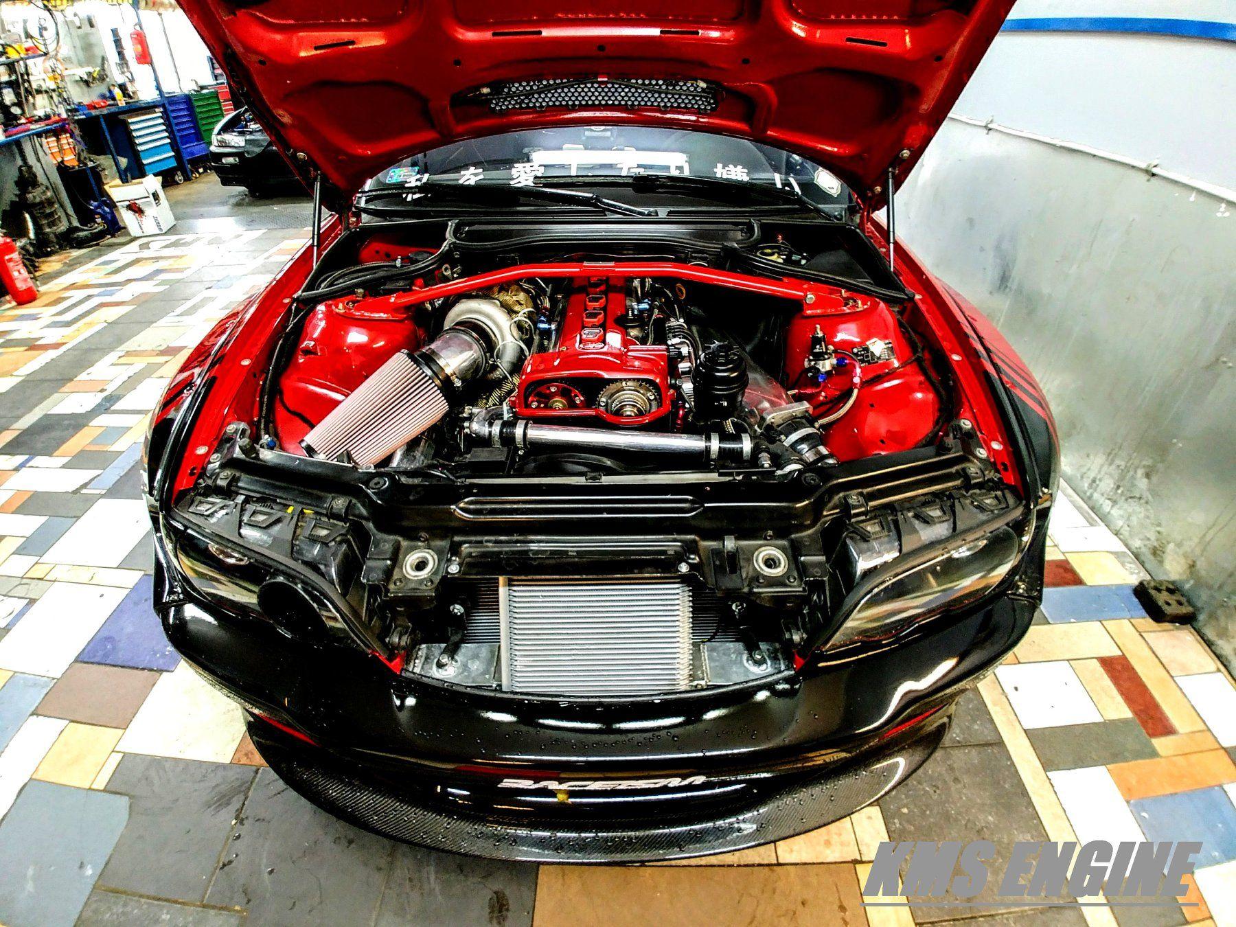 M50b25 Turbo Kit