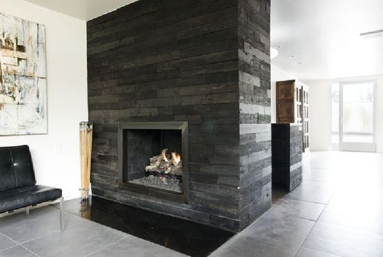Mid Century Modern Fireplace Home In Salt Lake City Mid