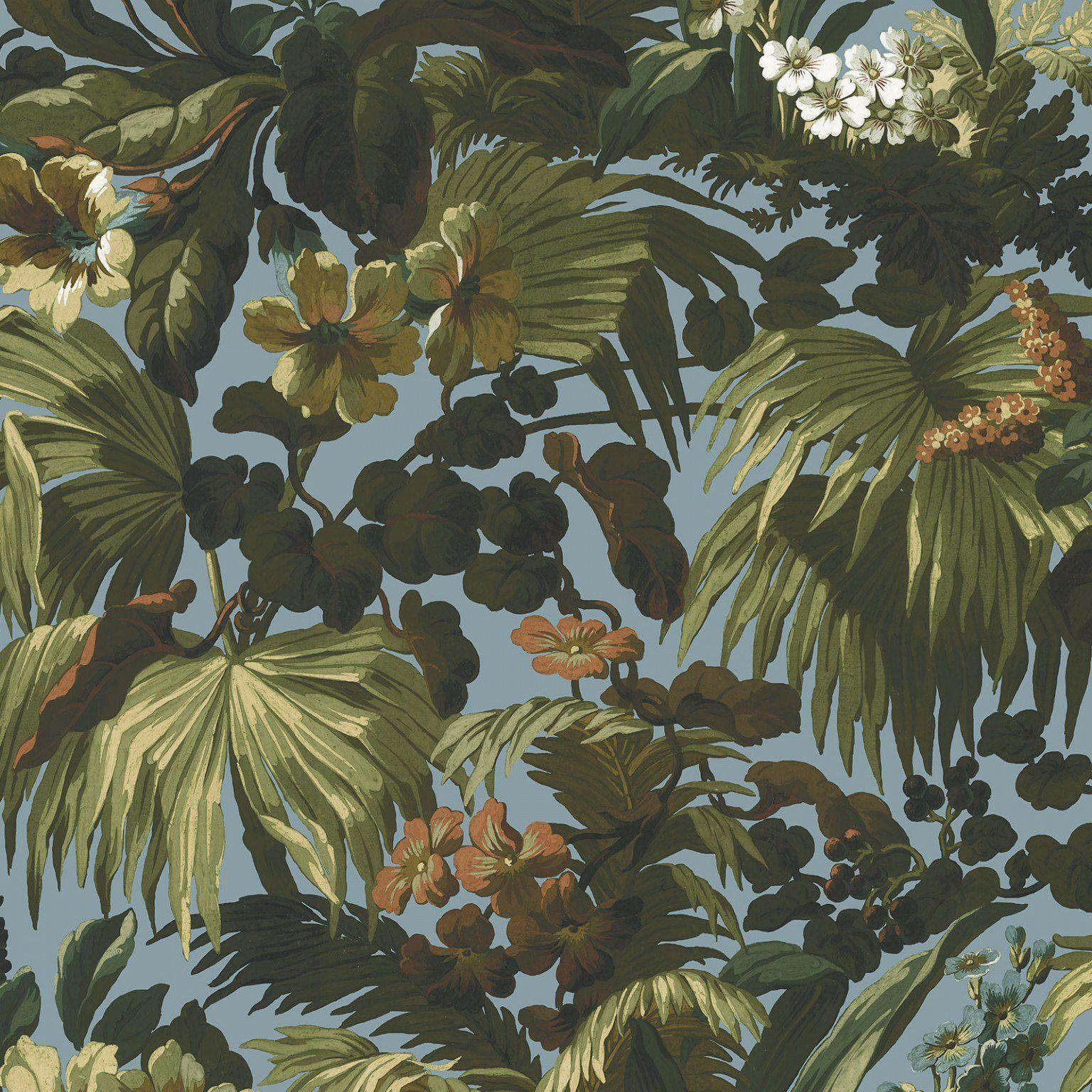 II House of Hackney LIMERENCE Wallpaper Sky II