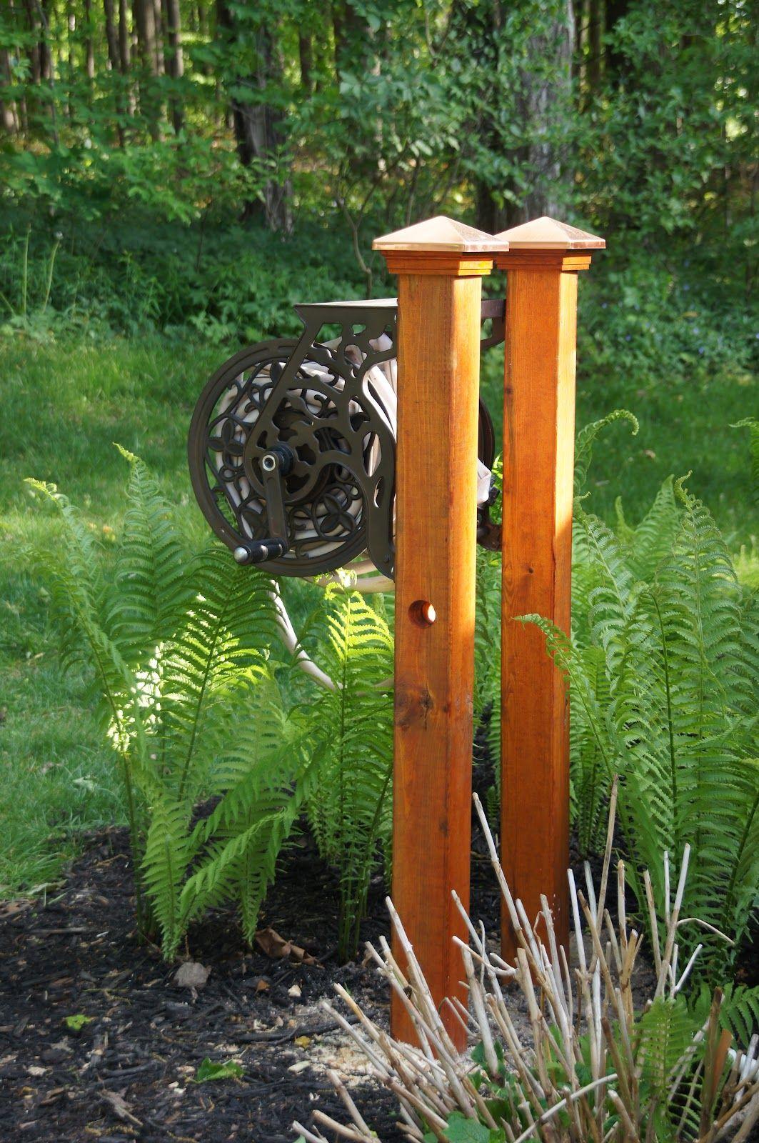 DSC02438.JPG (1063×1600) Garden hose reel, Garden hose