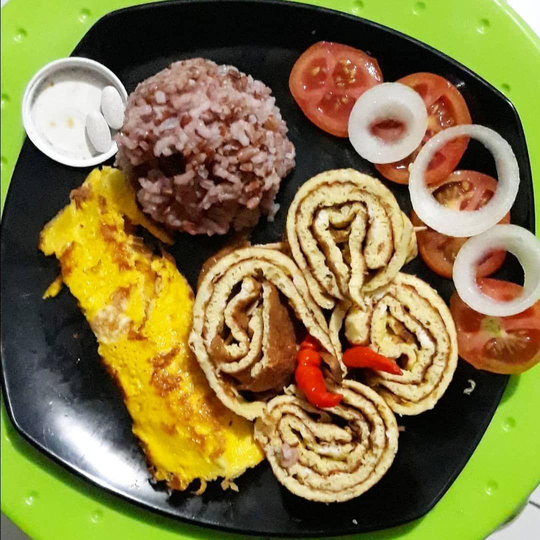 Menu Cantik Para Peserta Kelas Diet Online Lsdr Premium Food Breakfast Diet