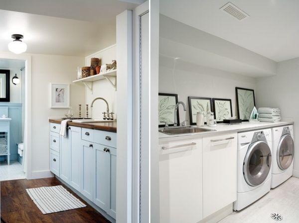 keller renovieren waschk che einrichten wohnen pinterest interiores casitas y lavaderos. Black Bedroom Furniture Sets. Home Design Ideas