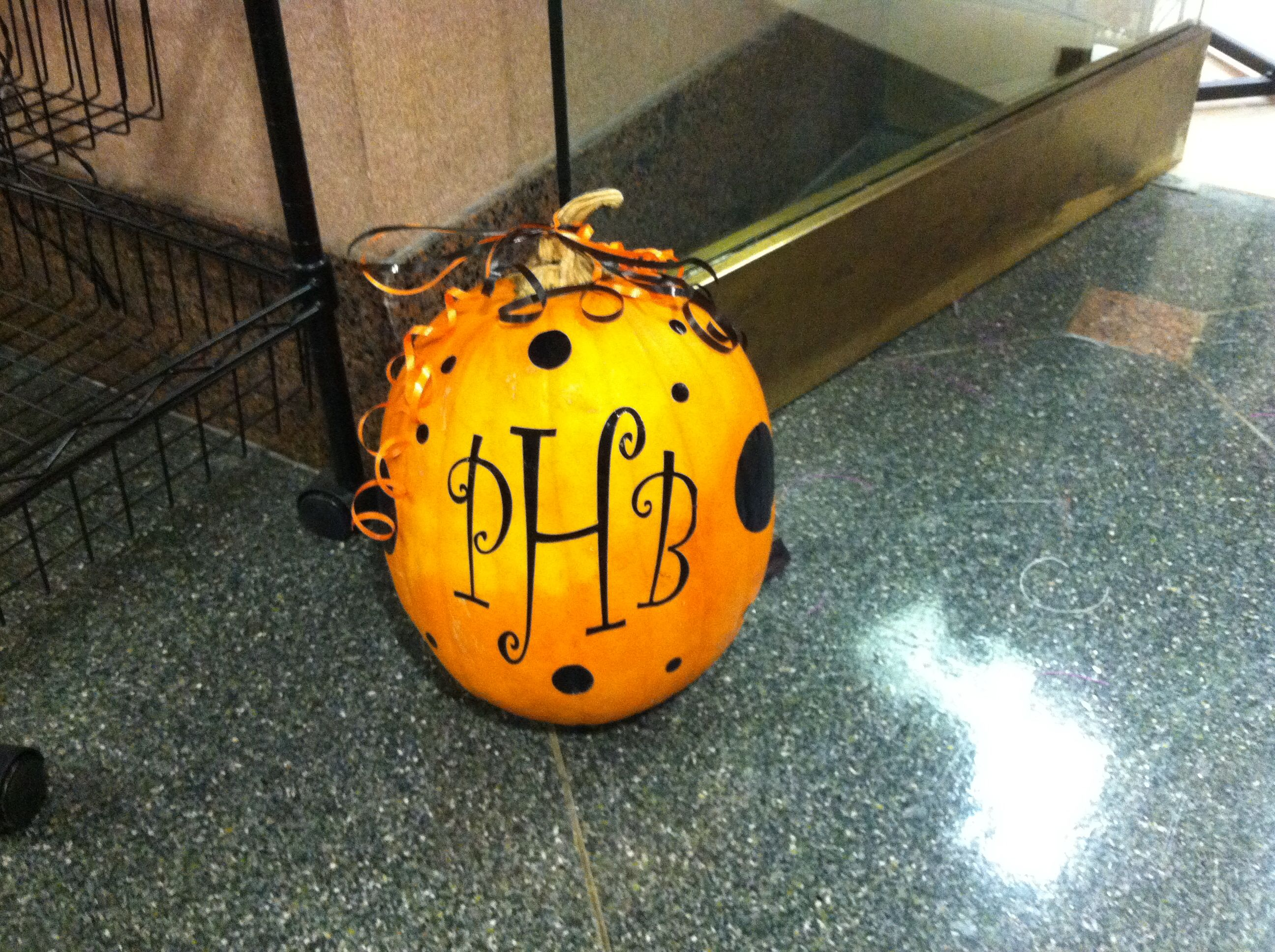Halloween Pumpkin At Palmetto Health Baptist With Images Halloween Pumpkins Halloween Pumpkin
