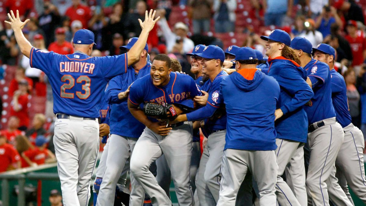 National League East Champions 2015 New york mets, Mets