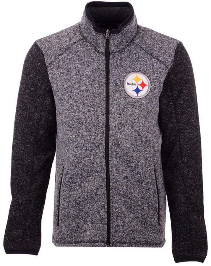 free shipping 530e1 c2218 G-iii Sports Men Pittsburgh Steelers Alpine Zone Sweater ...