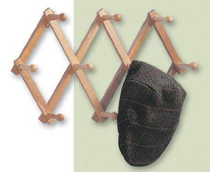 Amazon Com Expanding Peg Rack 10 Hooks Hardwood Multi Purpose Vertical Or Horizontal Wall Mount Up To 30 Wooden Coat Hooks Vertical Or Horizontal Ikea Hooks