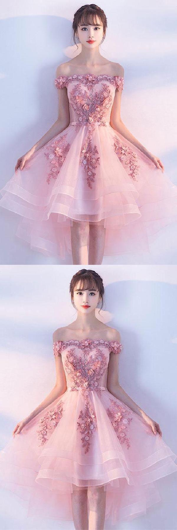 Cute prom dresses prom dresses short pink prom dresses prom