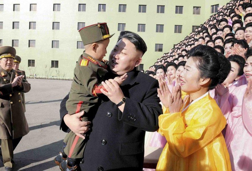 Северная корея жизнь простых людей фото спортсменка завоевала