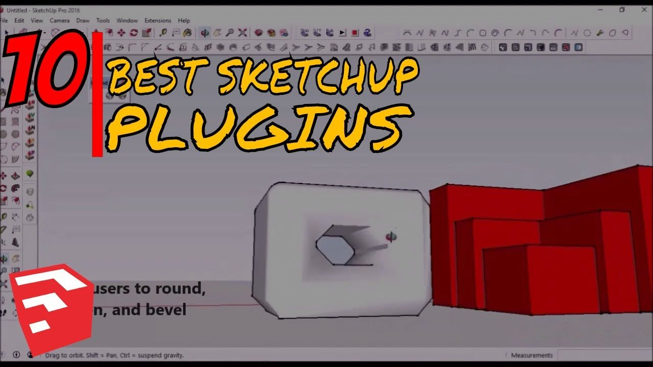 10 Sketchup Plugin You Wish You Already Had 1 Next Punch In 2019