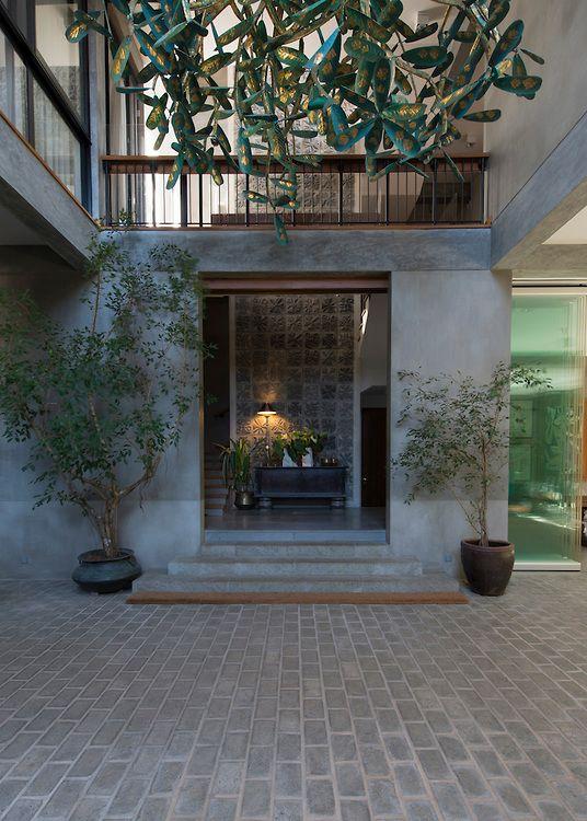 The Garden House Architect Channa Daswatte Junirtoun