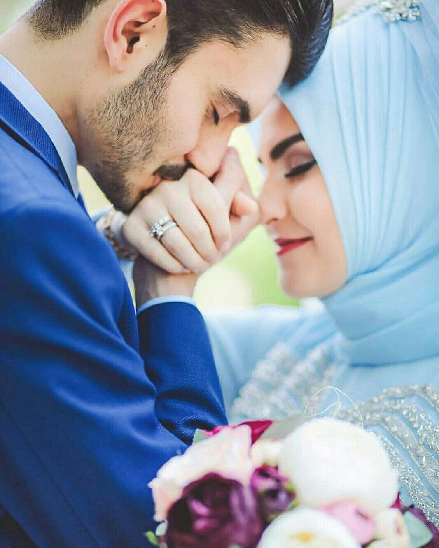 Картинка исламский муж и жена